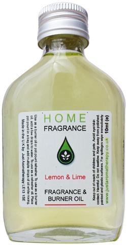 how to make lemon fragrance oil
