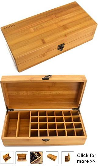 Aromatherapy Storage Boxes Essential Oil Storage Box Chests