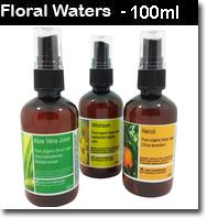 100ml Floral Waters