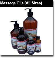 Premium Quality, Professional massage oils. Please note that our Massage Oils DO NOT contain artificial fragrances, but are only made with Pure Essential Oils blended with Pure Carrier Oils.
