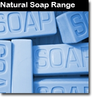 A range of high quality, long-lasting traditionally made Soaps using only Plant Products. No chemical products are used in the manufacture of these soaps, nor any animal products. Containing only Natural palm oils, Coconut oil and Pure Essential Oils, they have a great natural aroma