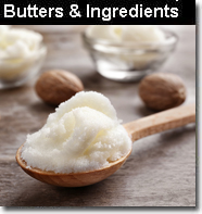 Make your own personal skin care products with our butters and French clays, can be combined with essential oils and carrier oils to produce your own skin care products.