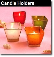 Night light and tlight candle and candles holders